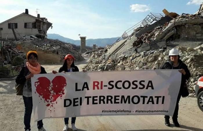 Ultimatum dei terremotati al Governo: risposte certe o bloccheremo l'Italia