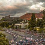 Foto fuochi artificiali a #Lourdes