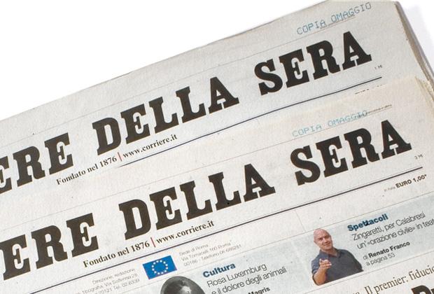 5 marzo 1876: Esce il primo numero del Corriere della Sera