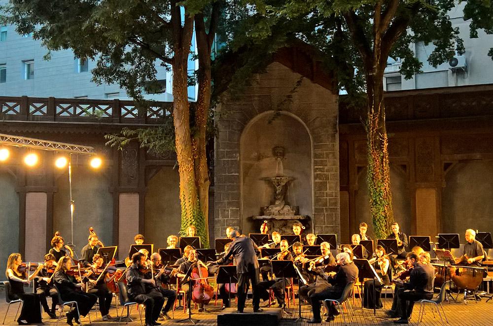 4Franz Festival prosegue mercoledì 12 luglio al Teatro Giardino di Palazzo Zuckermann