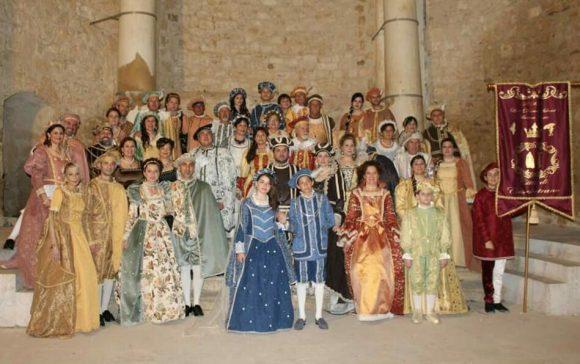 Sabato 3, il Corteo Storico di San Giovanni si esibisce a Partannna