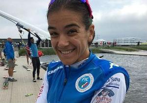 Canottieri Palermo: Giorgia Lo Bue sul podio a Rotterdam