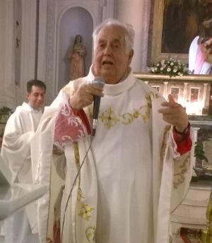 Villarosa, 60° anniversario ordinazione sacerdotale di don. Salvatore Stagno
