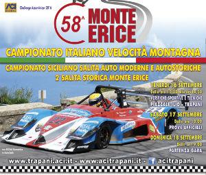 Alla 58^ Monte Erice inizia il rush finale del CIVM