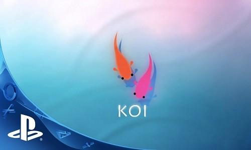 Arriva Koi, il primo gioco cinese sviluppato per Playstation 4