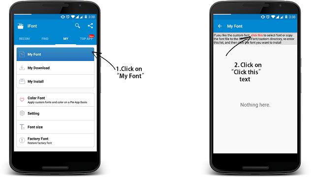 Android | come utilizzare la propria calligrafia come Font per il nostro smartphone