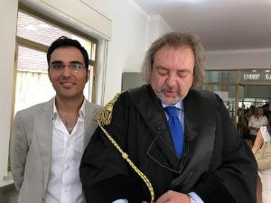 Processo a presunti reggenti del clan mafioso di Pietraperzia, comune parte civile con avvocato...