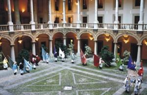Al Duomo di Enna si incontrano le confraternite appartenenti alla diocesi di Piazza Armerina
