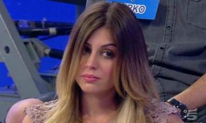 Uomini e Donne, la reazione shock di Giulia Latini alla scelta di Luca Onestini