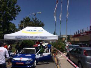 Automobilismo: Al via il 15° Rally di Caltanissetta