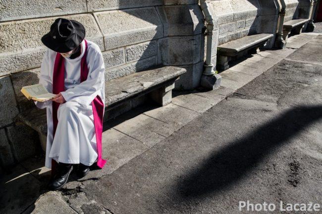 #Lourdes – 18/04/2017 Photo du jour