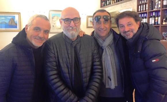 Filardo con Panariello, Conti e Pieraccioni. Il Tour continua..