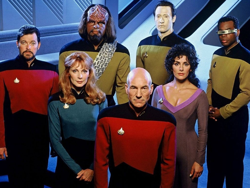 29 maggio 1994: In onda l'ultimo episodio di Star Trek: The next generation