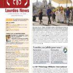 Lourdes news Mai 2016