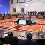 Accordo a tre sulla Siria