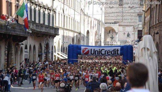 Grifonissima, a Perugia El Mounim e Biagetti vincono la 36 edizione