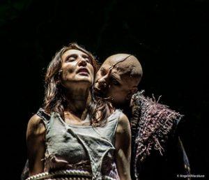 """Al Teatro Stabile Catania in scena """"Machbet-Una magaria"""" di Vincenzo Pirrotta"""