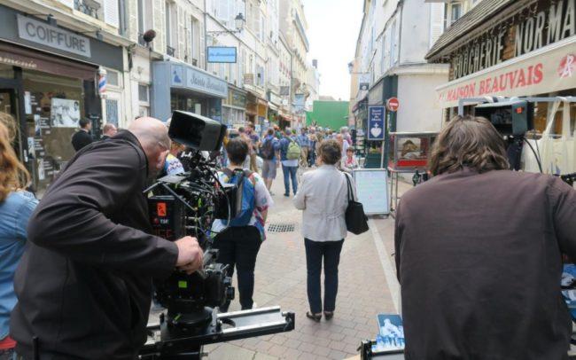 Franck Dubosc transforme Pontoise en #Lourdes