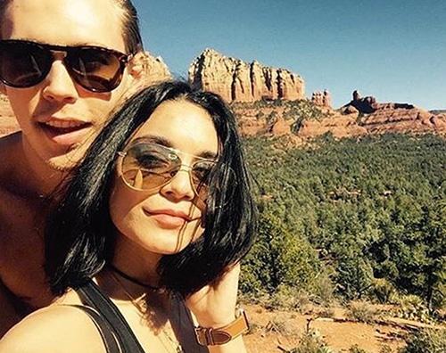 Vanessa Hudgens dovrà pagare mille dollari per aver deturpato la Red Rock Wall