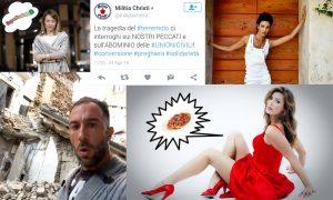 Trash web: tutte le gaffe che ci hanno lasciato a bocca aperta sul terremoto italiano