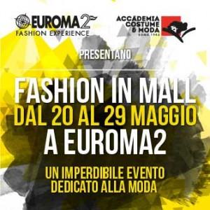 L'Accademia di Costume e Moda in mostra al Fashion in Mall