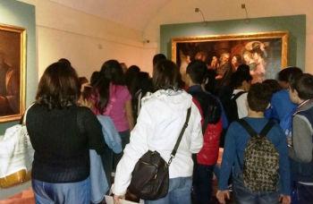 """Troina: conclusione mostra """"Rubens e la pittura della Controriforma"""""""