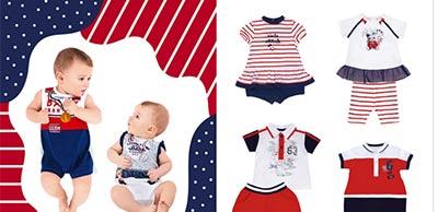 Catalogo Prenatal bimbi 0-36 mesi per l'estate 2016