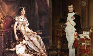 Napoleone e Giuseppina: una romantica storia d'amore