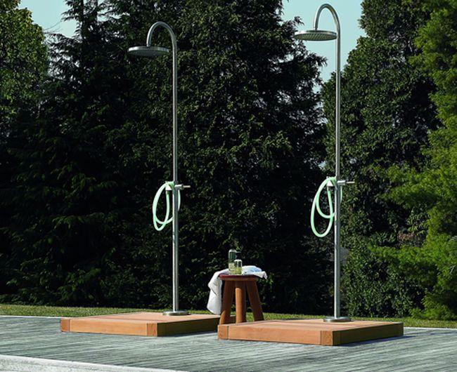 Docce outdoor: i concept innovativi