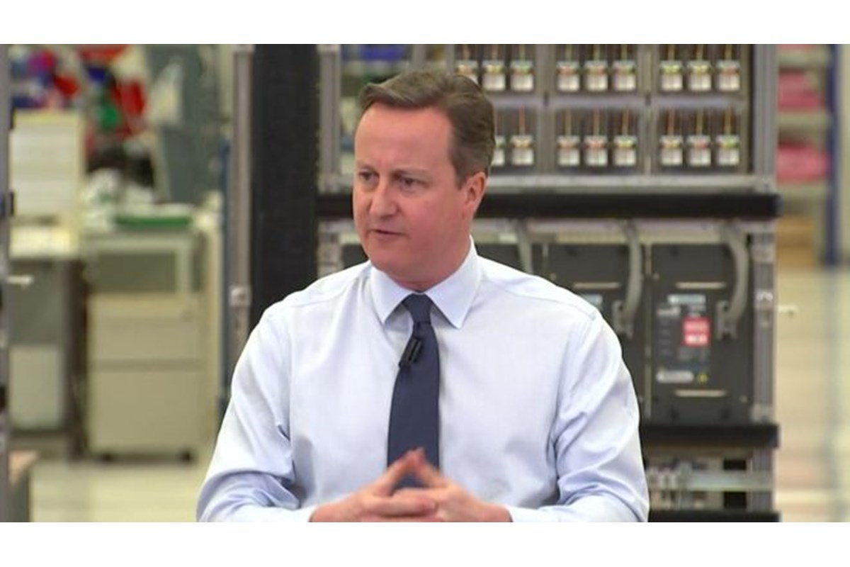 David Cameron to set out 'benefits for UK'