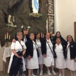 Arrivo della Reliquia di Santa Bernadette a Salerno