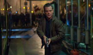 Al cinema dal 1 settembre: Jason Bourne arriva in italia. I film in uscita questa settimana