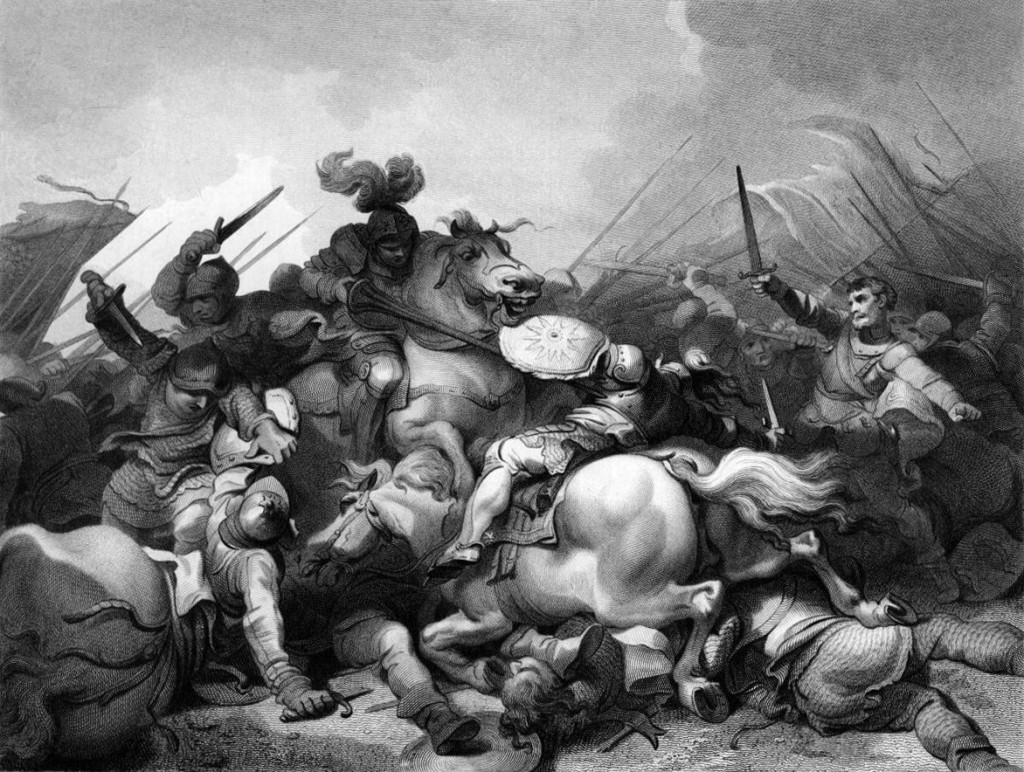16 giugno 1487: Si combatte la battaglia di Stoke Field, l'ultima della guerra delle Due Rose