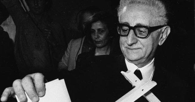 15 giugno 1978: Giovanni Leone si dimette da Presidente della Repubblica