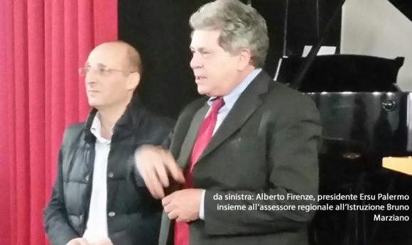 Alberto Firenze eletto vicepresidente nazionale dell'ANDISU