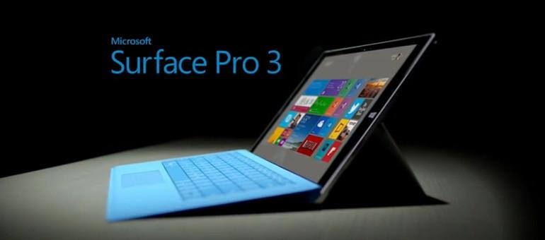 Microsoft Surface Pro 3 in vendita ad un prezzo stracciato | Surface Phone Italia