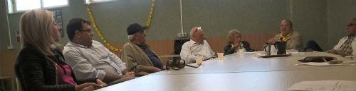 L'assessore regionale Lantieri incontra i familiari dei malati del centro Alzheimer di Piazza...