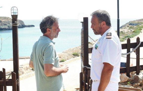 """Stasera su RAI1 la miniserie """"Lampedusa"""" con Fabrizio Ferracane"""