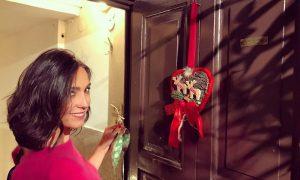 Decorazioni natalizie: i preparativi delle star [FOTO]