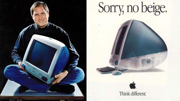 7 maggio 1998: La Apple presenta l'iMac
