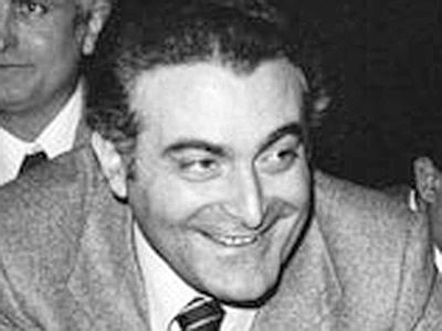 6 gennaio 1980: Viene assassinato da Cosa Nostra Piersanti Mattarella