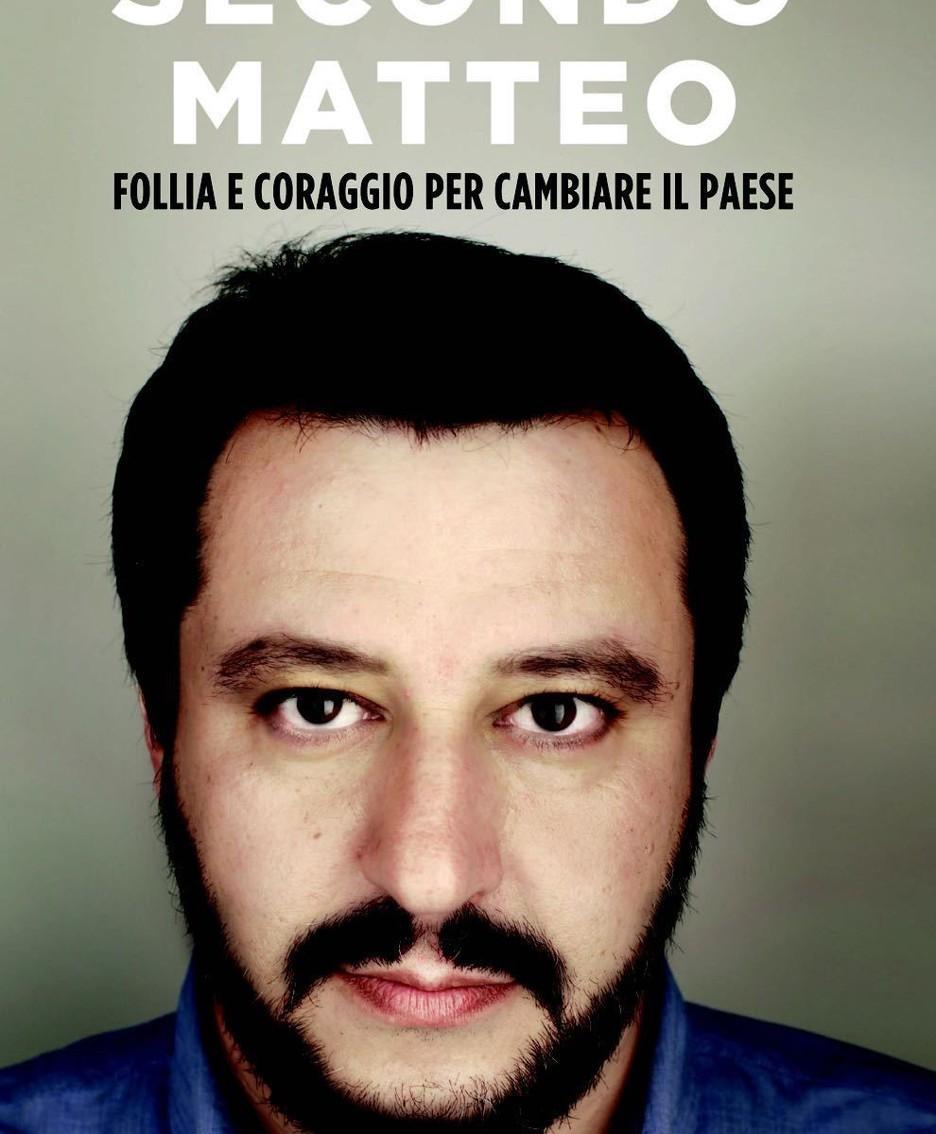 Leggenda metropolitana vuole che Salvini abbia scritto un libro
