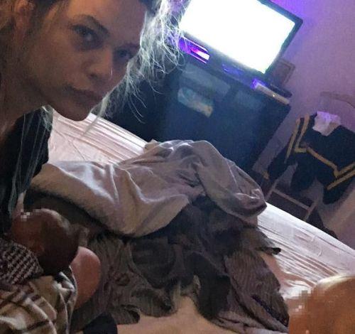 Laura Chiatti irriconoscibile dopo il parto [FOTO]