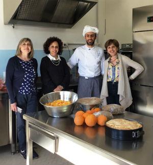ASP Enna educazione alimentare con l'Istituto De Amicis