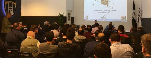 Club Juventus della Sicilia riuniti ad Enna