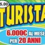 Donna di Roma vince rendita milionaria al Turista per Sempre
