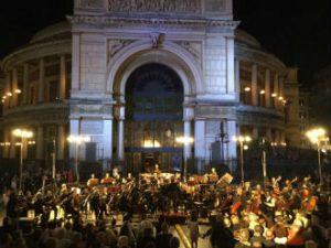 Palermo: Al via da piazza Ruggiero Settimo il programma estivo dell'OSS