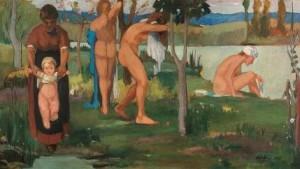 Ardengo Soffici, pittore e tranchant critico d'arte