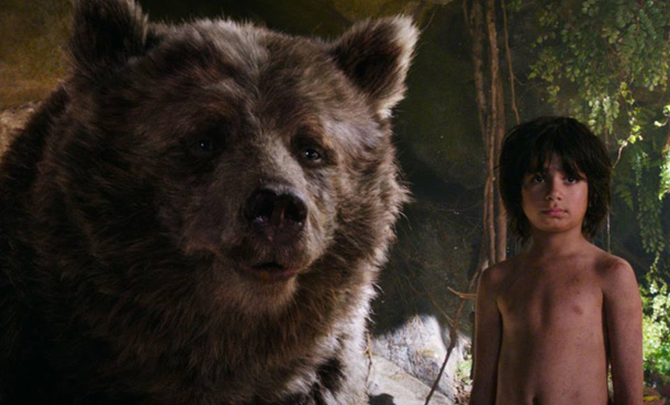 Box Office Italia: Il libro della giungla ancora primo, ottimo il ritorno di Jeeg robot