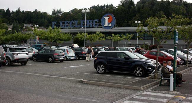 Drive et magasin : le centre Leclerc s'agrandit